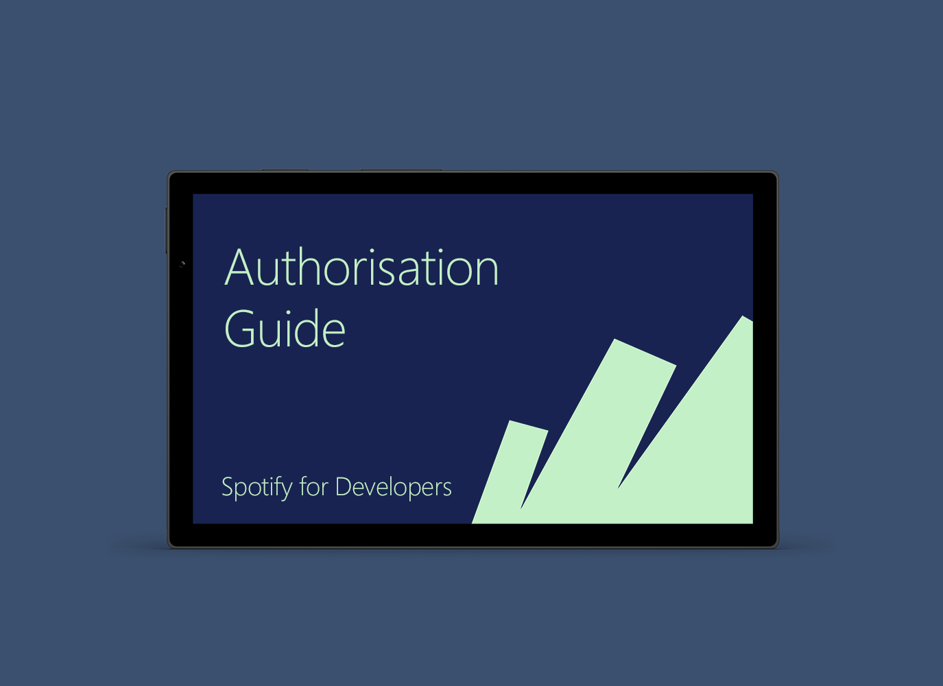 Authorisation Guide
