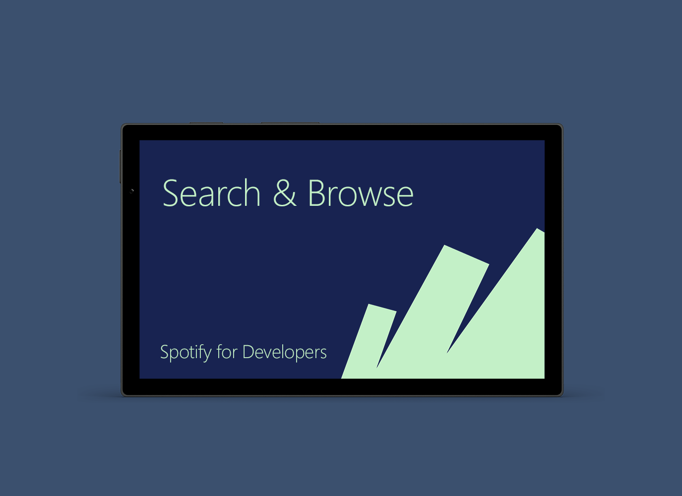 Search & Browse